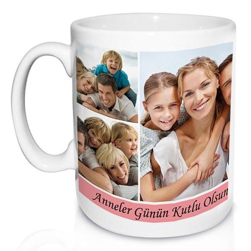 - Anneler Gününe Özel Fotoblog Kupa Bardak