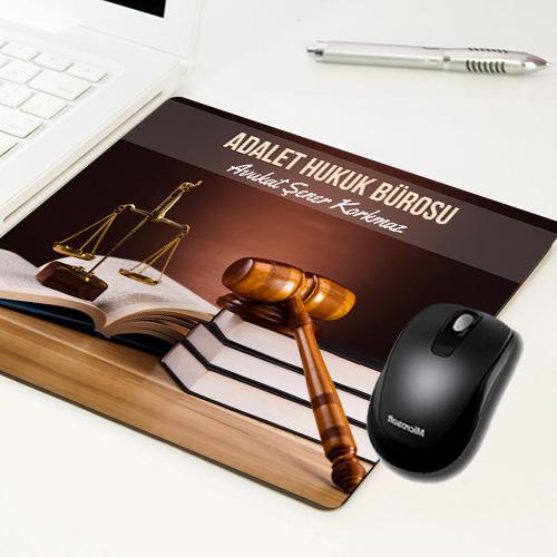 - Avukatlara Özel Mousepad
