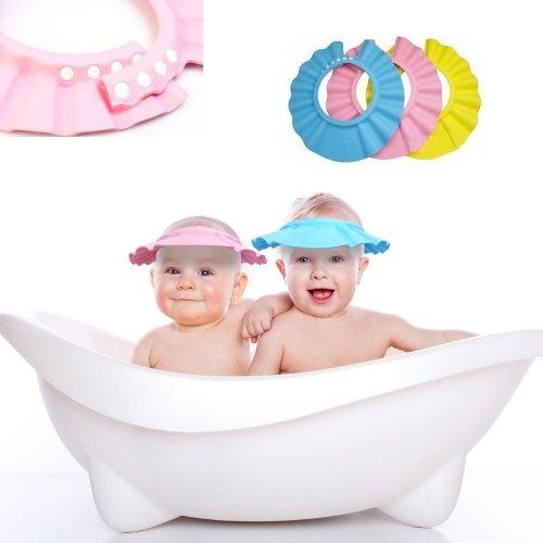Bebek Banyo Şapkası