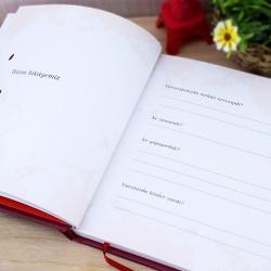 Çiftlere Özel Bize Dair Herşey Kitabı - Thumbnail