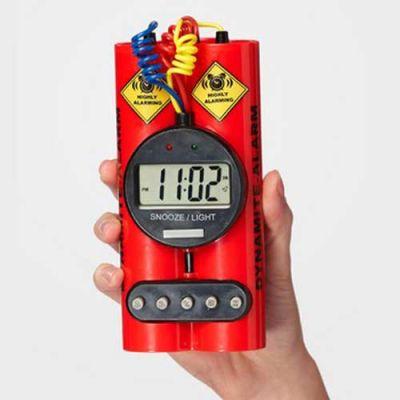 - Dynamite Alarm Clock - Dinamit Saat