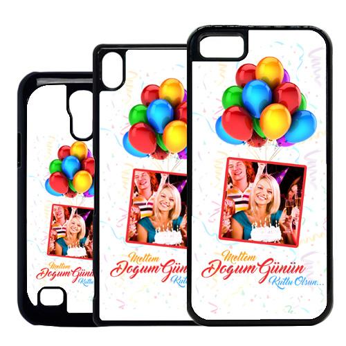 - Doğum Günü Temalı Telefon Kapakları