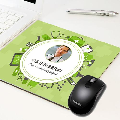 - Doktorlara Özel Hediyelik Mousepad