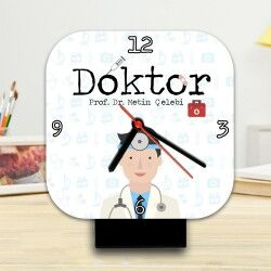 - Doktorlara Özel Masa Saati