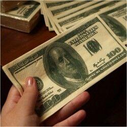 - Dollar Napkin - Dolar Peçete
