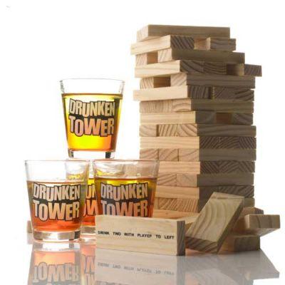 - Drunken Tower - Shot Denge Oyunu