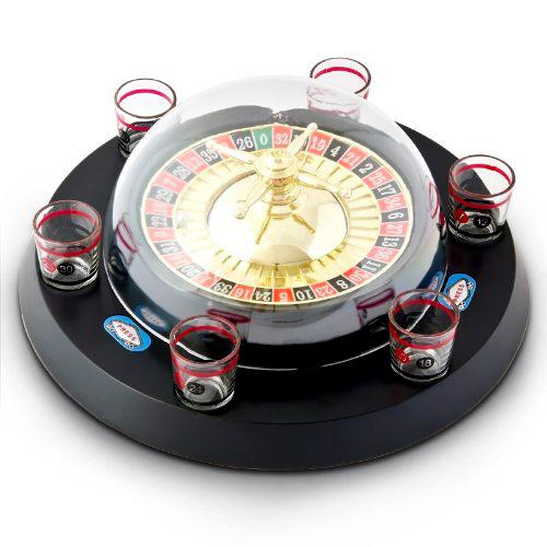 - Elektronik Shot Rulet Oyunu