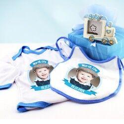 - Erkek Bebeklere Özel Hediye Seti