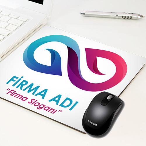 - Firmalara Özel Logo Baskılı Mousepad