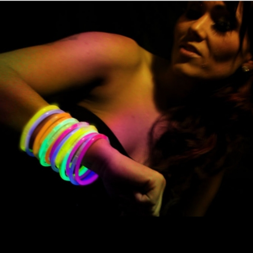- Glow Bangles - Karanlıkta Parlayan Bileklik Seti
