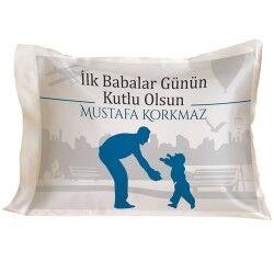 - İlk Babalar Günün Kutlu Olsun Yastık