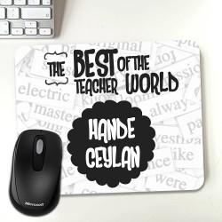 - İngilizce Öğretmenine Hediye Mousepad