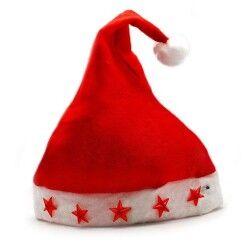 - Işıklı Noel Baba Şapkası