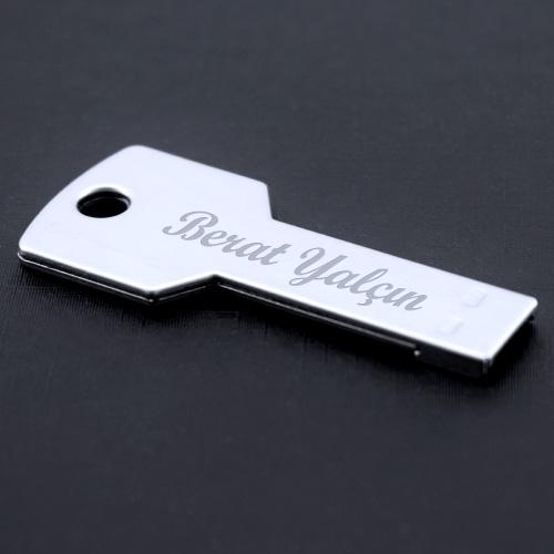 - Kişiye Özel Anahtar Şeklinde USB Bellek