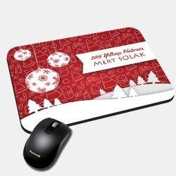 - Kişiye Özel Mesajlı Yılbaşı Mousepad