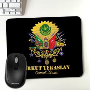 - Kişiye Özel Osmanlı Armalı Mousepad