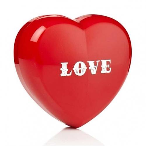 - Love Yazılı Kalp El Kremi