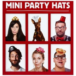 - Mini Party Hats - Mini Parti Şapkaları