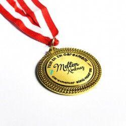 - Öğretmene Hediye Madalyon