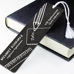 Öğretmenlere Özel Kitap Okuma Ayracı - Thumbnail