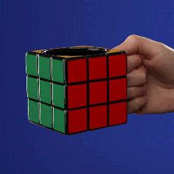 Rubik Küp Kupa Bardak - Thumbnail