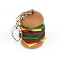 - Sesli Hamburger Anahtarlık