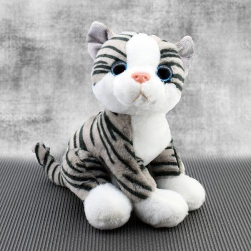 - Sevimli Peluş Kedi Oyuncak