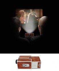 - Smartphone Projector - Akıllı Telefon Projektörü