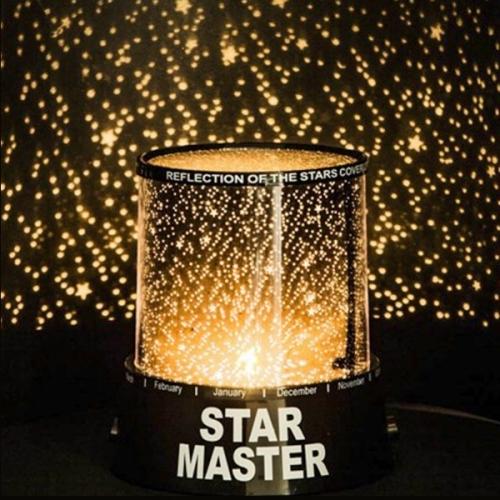 - Star Master Projeksiyonlu Gece Lambası