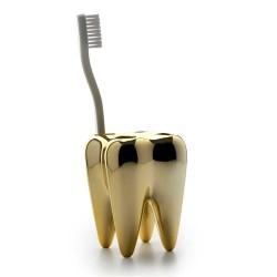 - Toothbrush Holder - Diş Şeklinde Diş Fırçalık