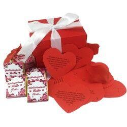 - Yıldönümüne Özel Romantik Hediye Kutusu