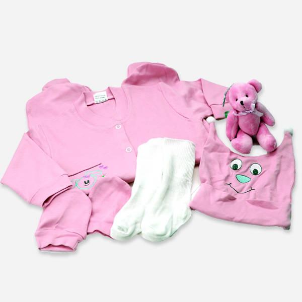 0-3 Ay Kız Bebeklere Özel Hediye Seti