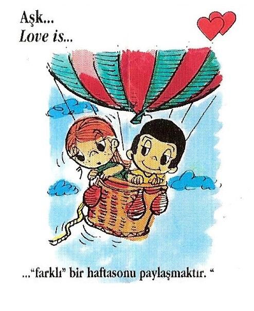 100 Adet Love is Şıpsevdi Sözleri Kutusu