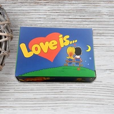 - 100 Adet Love is Şıpsevdi Sözleri Kutusu