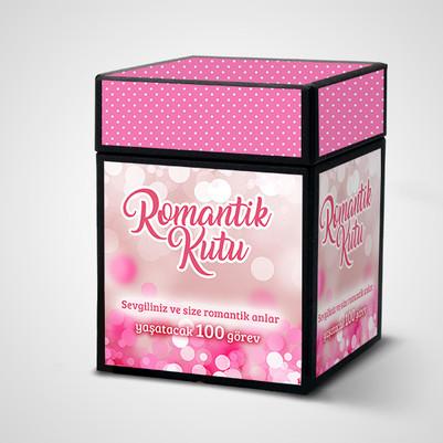 100 Romantik Görev İçeren Kutu - Thumbnail