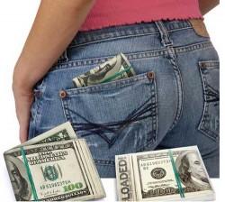 100 Dolar Cüzdan - Thumbnail