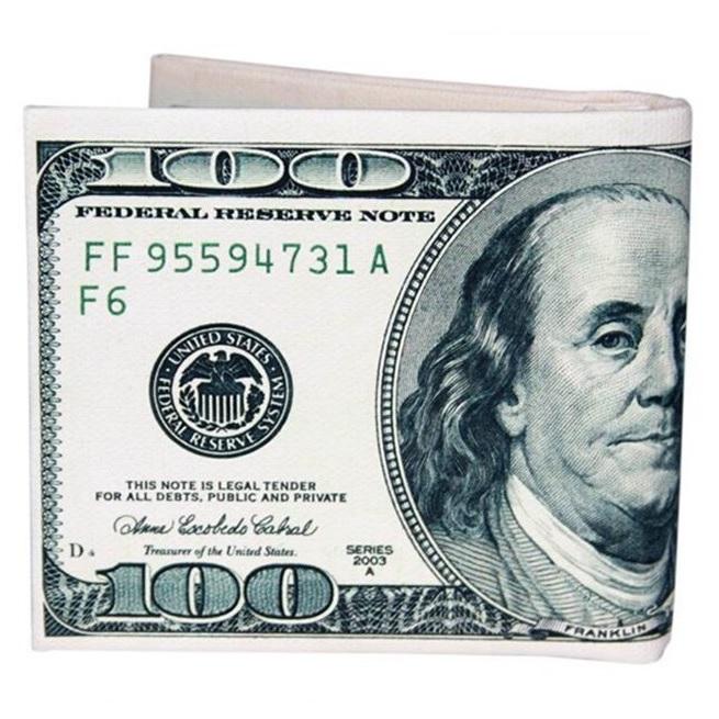100 Dolar Cüzdan