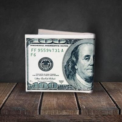 - 100 Dolar Cüzdan