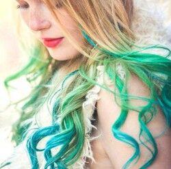 - 12'li Rengarenk Saç Tebeşiri