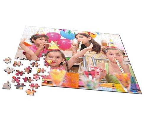 130 Parça Kişiye Özel Foto Baskılı Puzzle