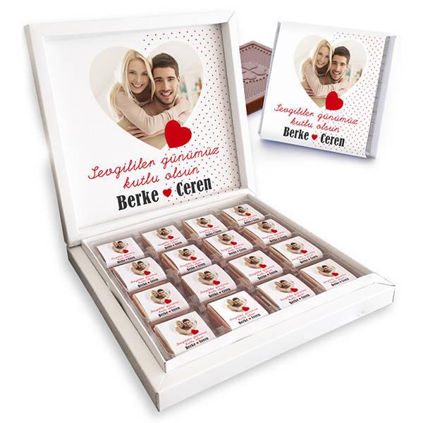 14 Şubat Sevgililer Gününe Özel Çikolatalar