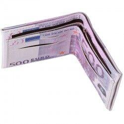 500 Euro Şeklinde Cüzdan - Thumbnail