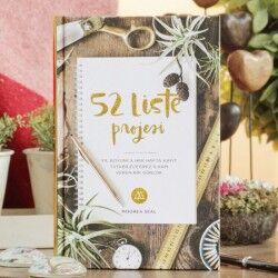 52 Liste Projesi Kitabı - Thumbnail