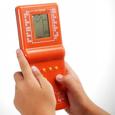 - 90'lı Yılların Nostaljik Tetris Oyuncağı