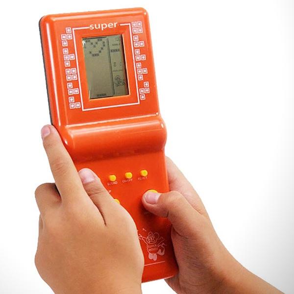 90'lı Yılların Nostaljik Tetris Oyuncağı