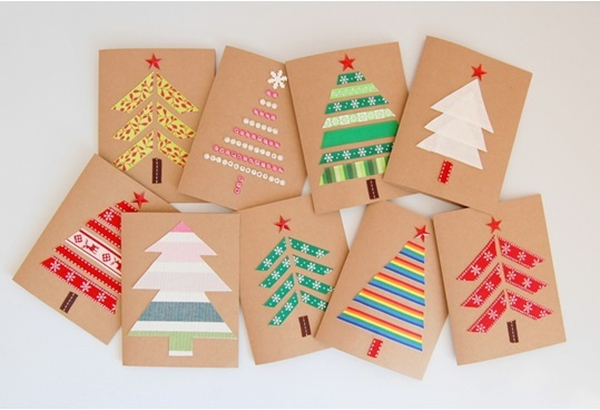El yap m hediyelik yeni y l kartlar hediyemen blog - Bricolage per la casa ...