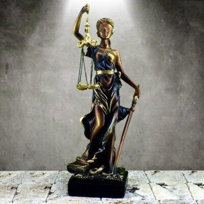 - Adalet Tanrıçası Heykeli Büyük Boy