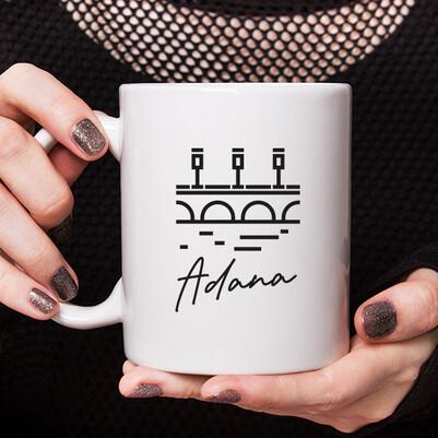 - Adana Taş Köprü Kupa Bardak