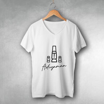 - Adıyaman Tasarımlı Tişört