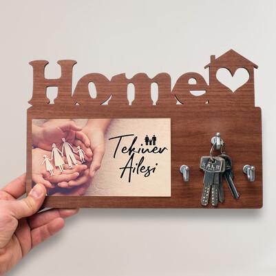 - Aileye Hediye Home Anahtarlık Askısı